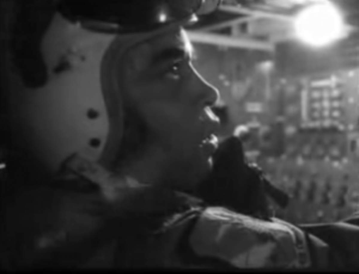 James Earl Jones as Lieutenant Lothar Zogg