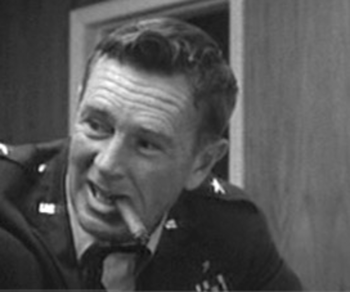 Sterling Hayden as Brigadeer General Jack D. Ripper