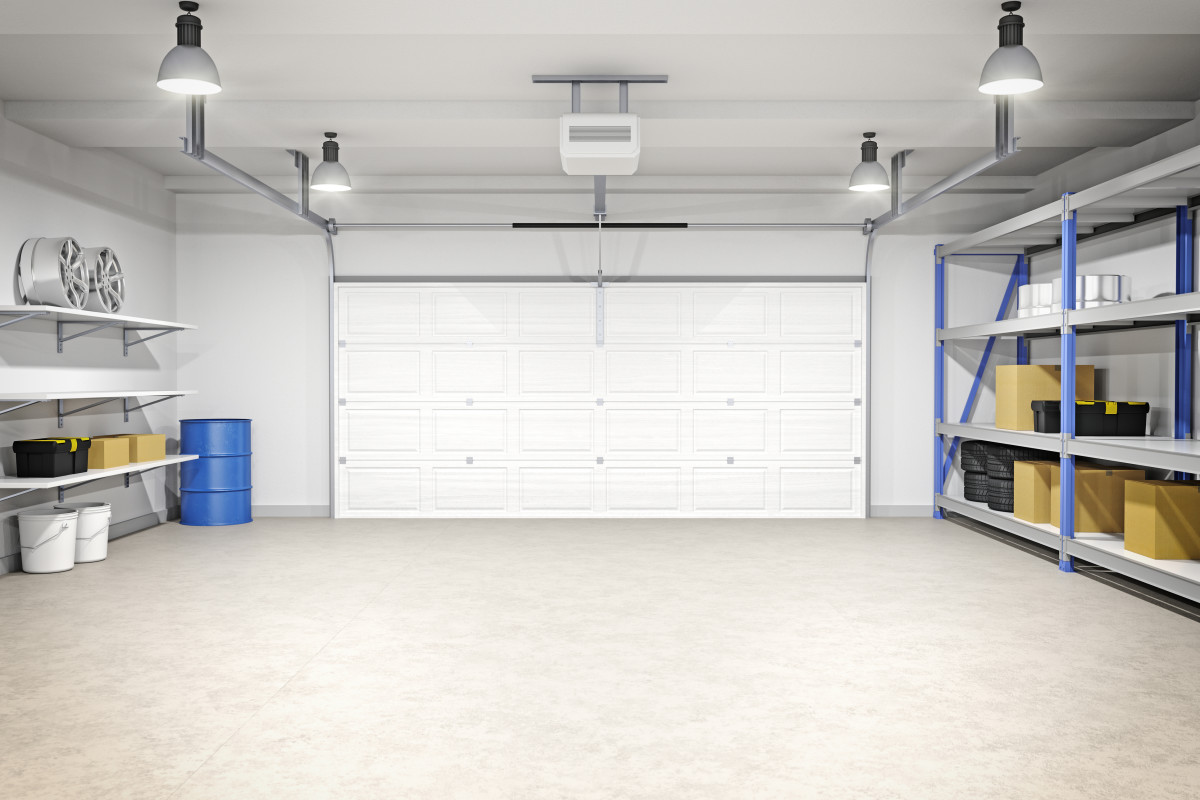 Have you considered flooring for your garage?