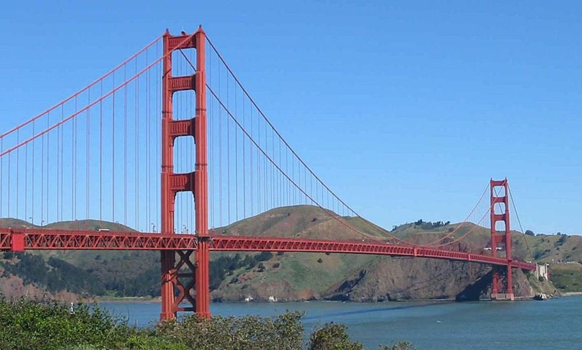 Random facts about the Golden Gate Bridge on its 75th anniversary