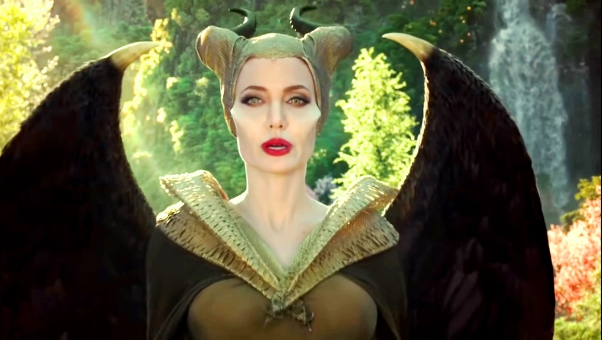 Maleficent holds 2 of them among those 3.