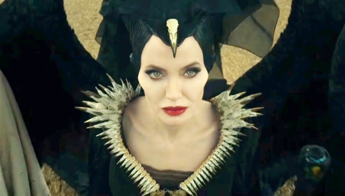 Maleficent was enjoying them all.