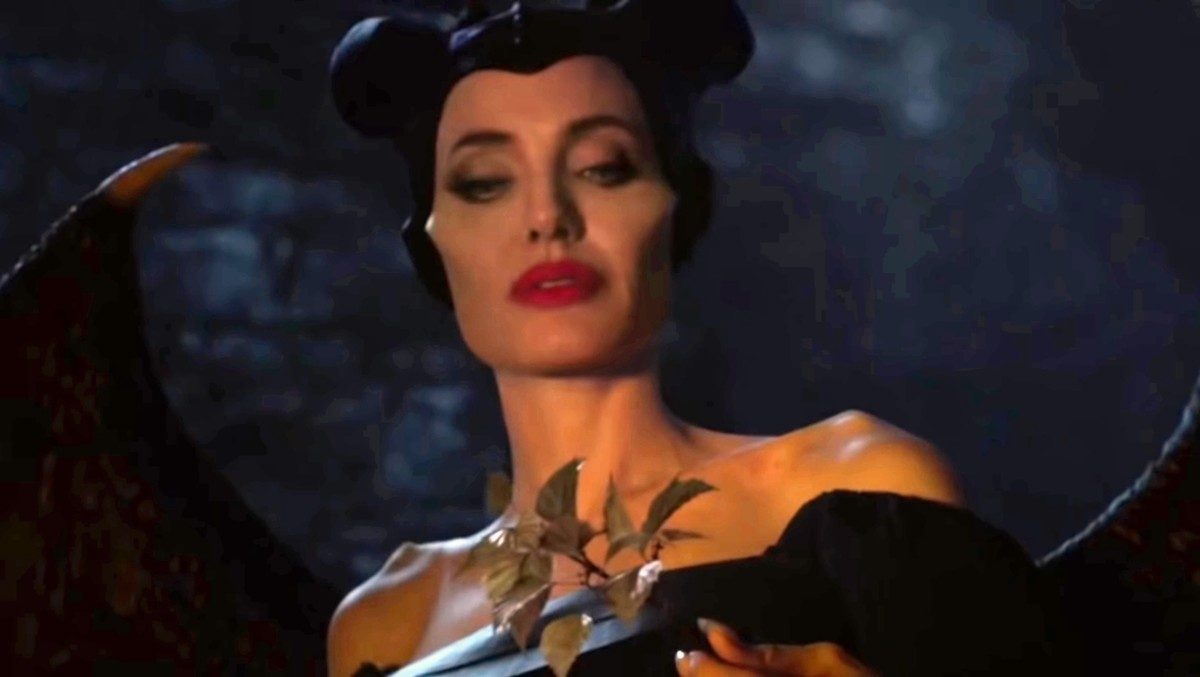Now Maleficent  was too late.