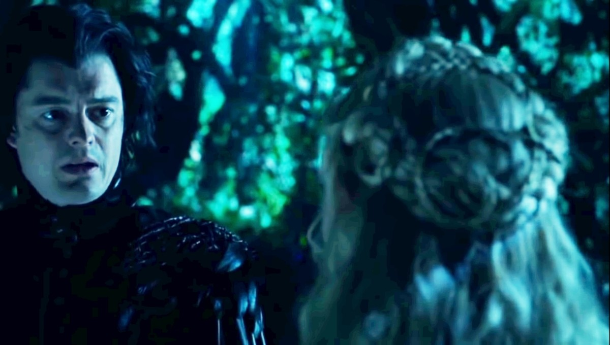 everyone says that we have not seen Maleficent yet.