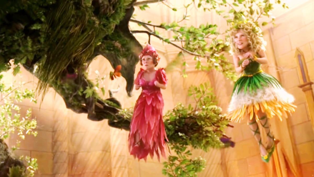 The small fairies .