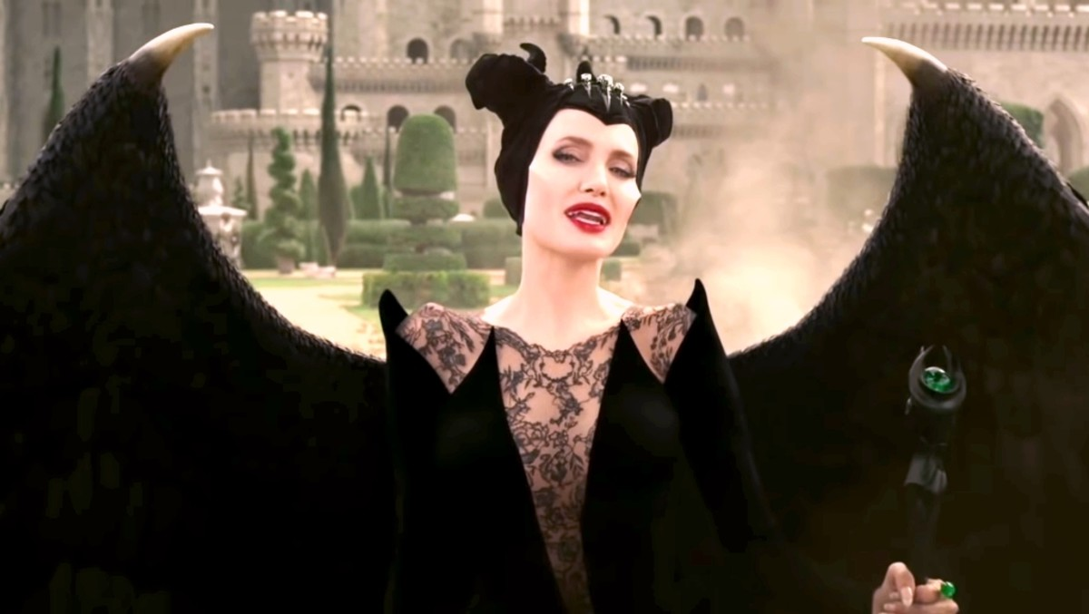 Maleficent agrees to the wedding of Princess Aurora and Prince Philip.