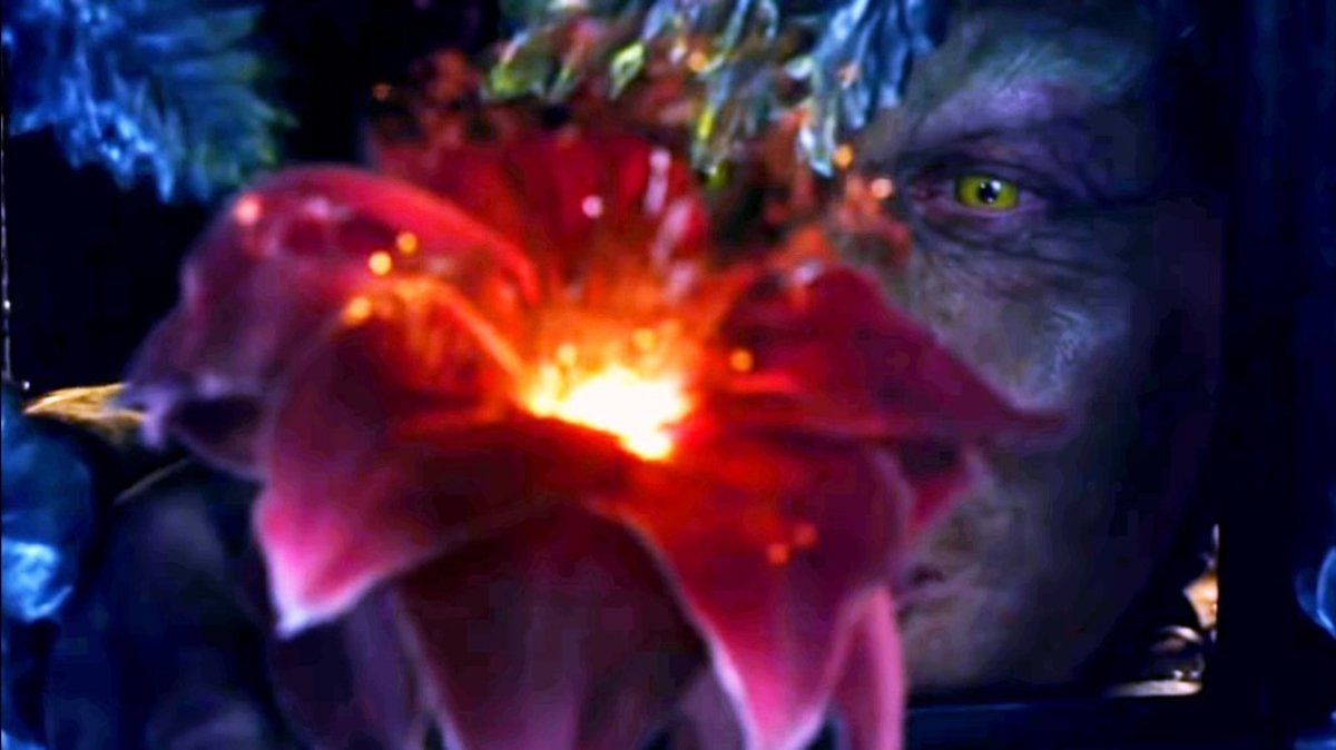 The man who steals that creature gives it to another man. There was a glowing flower on his clothes, and that man took that flower. He gives them money in return for these things.
