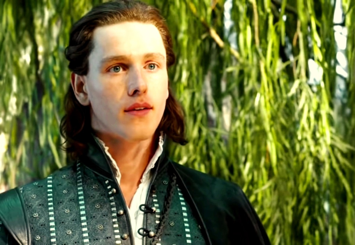 The same guy who came to Princess Aurora at the end of Maleficent Part 1.