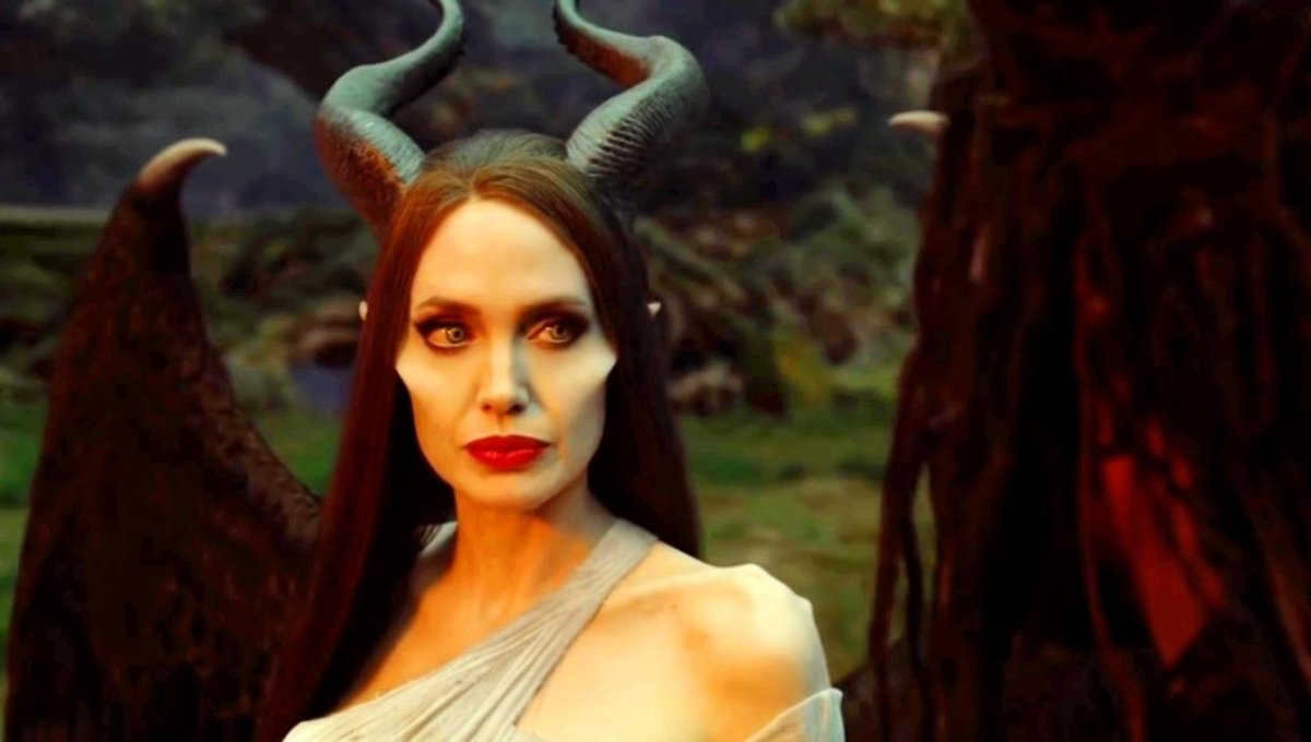 Maleficent says no I can't forgive her.