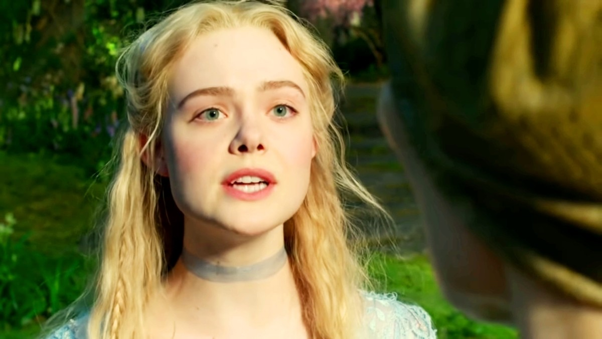 Princess Aurora says that please don't think like this.