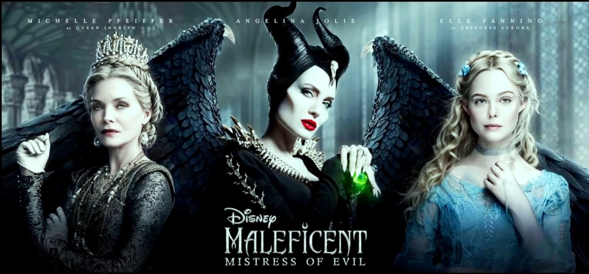 Maleficent - 2- Full - Movie Explanation- 4k Image.
