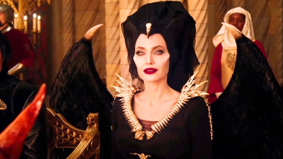 Maleficent last time says to Princess Aurora last time that you will not come with me?