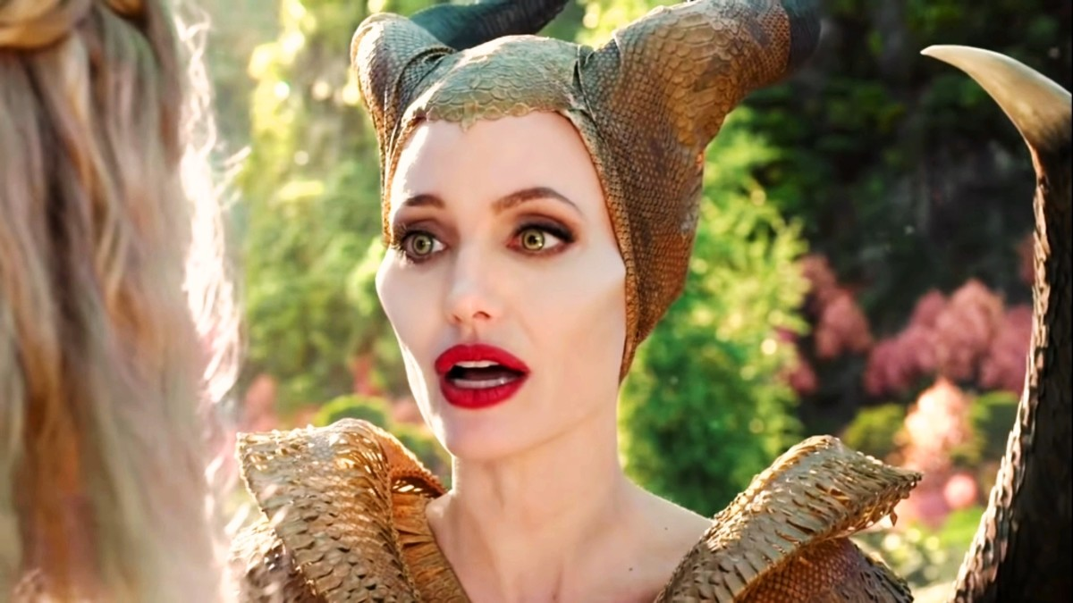 Maleficent says that there is nothing like true love. Boys always cheat. That's why I was your true love. I love you very much from the bottom of my heart.