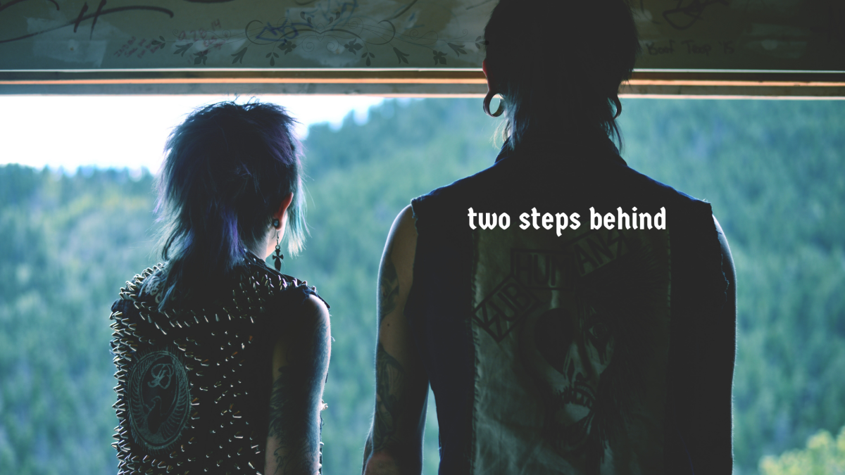 Two Steps Behind - A Bella Poarch Song Lyrics Poetry