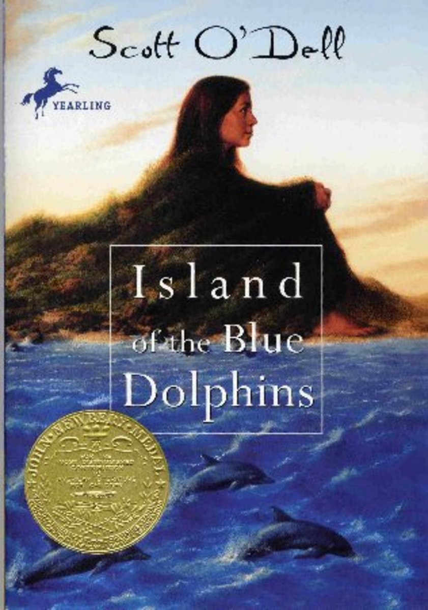 """Scott O'Dell's """"Island of the Blue Dolphins"""""""