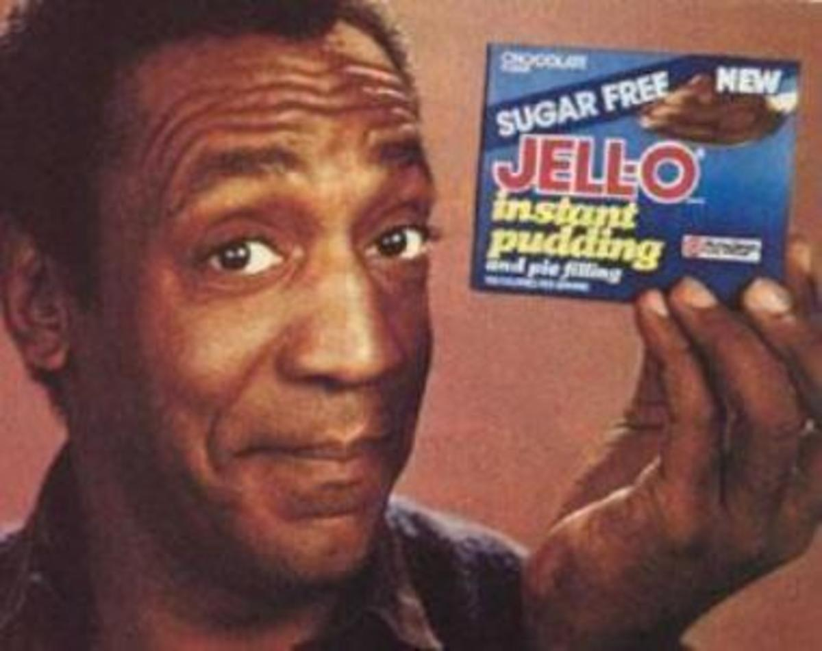 Yumm...I hear that they don't make Jell-o pudding pops anymore, so....