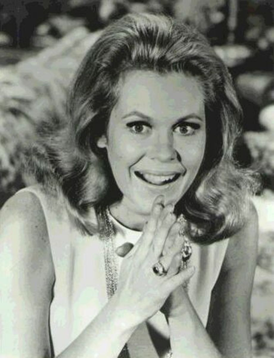 My favorite Samantha, from the show Bewitched