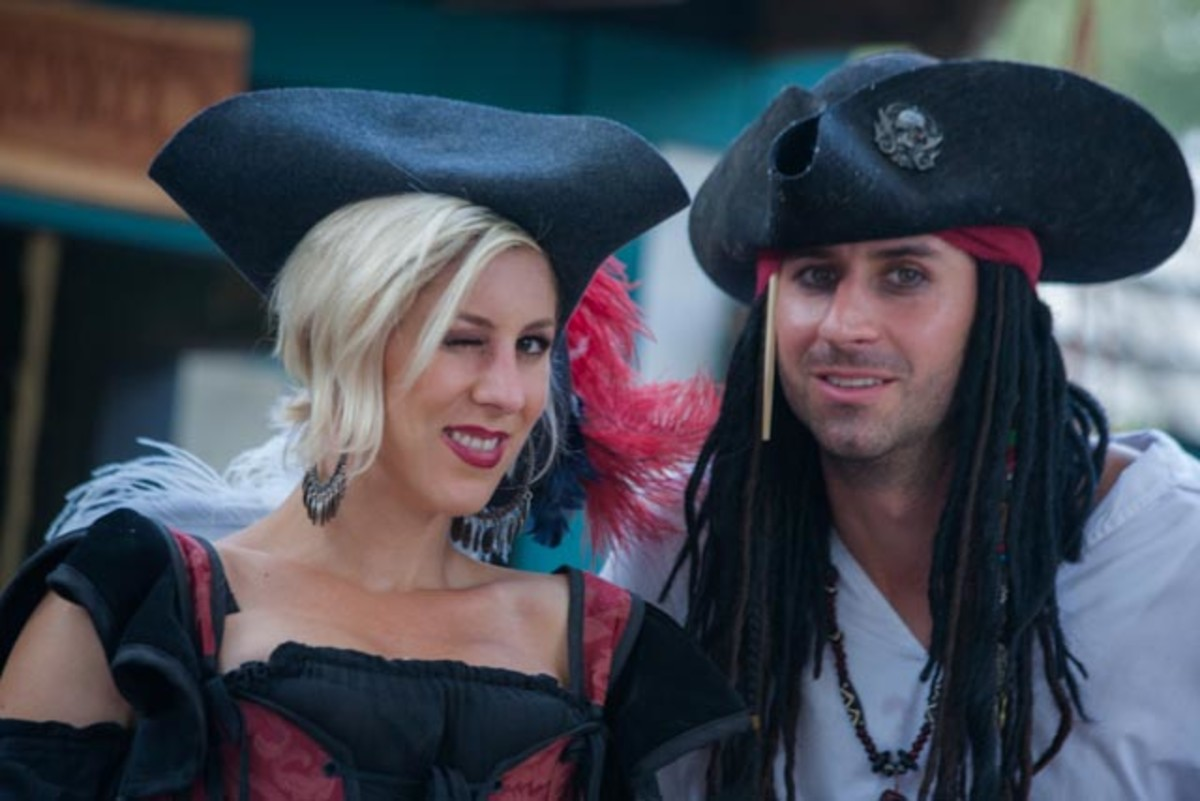 Pirate soul mates? Meet a Mate Week. 16th-22nd--wikimedia commons