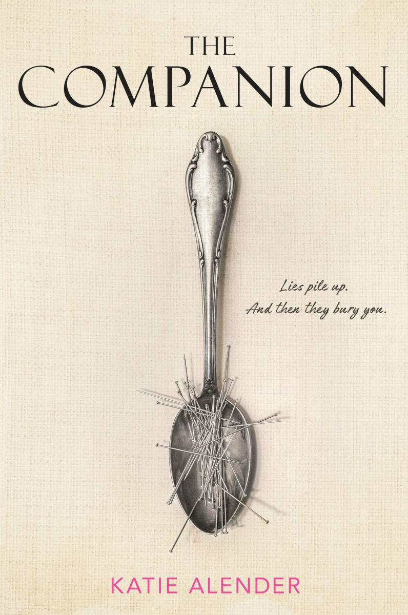"""""""The Companion"""" by Katie Alender"""