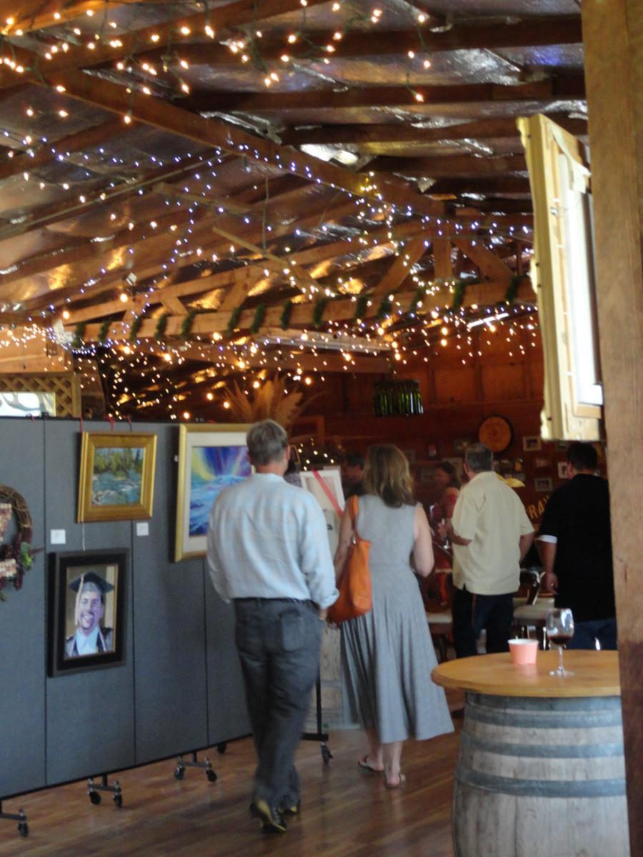The Ziveli Winery Show 2018