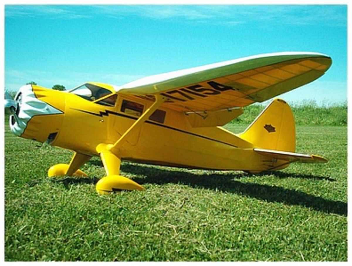 Large RC planes kits