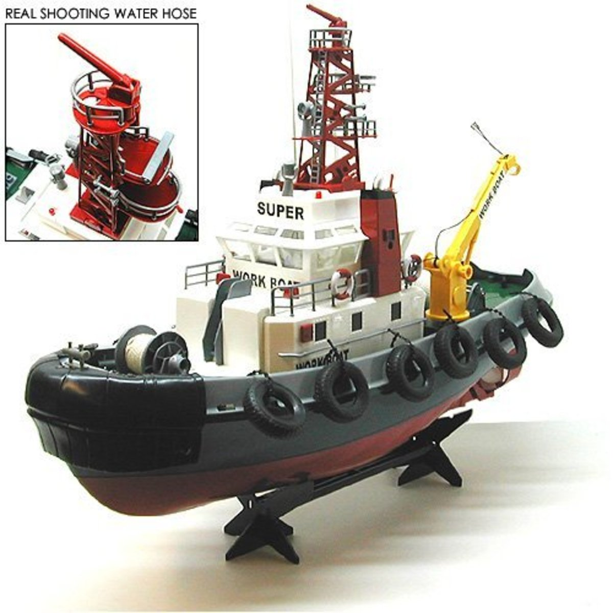 Radio controlled RC ships