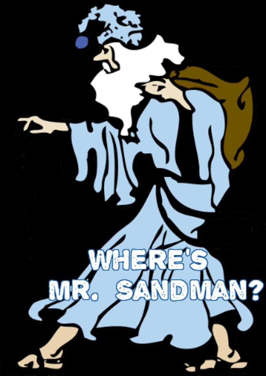 poem-wheres-mr-sandman