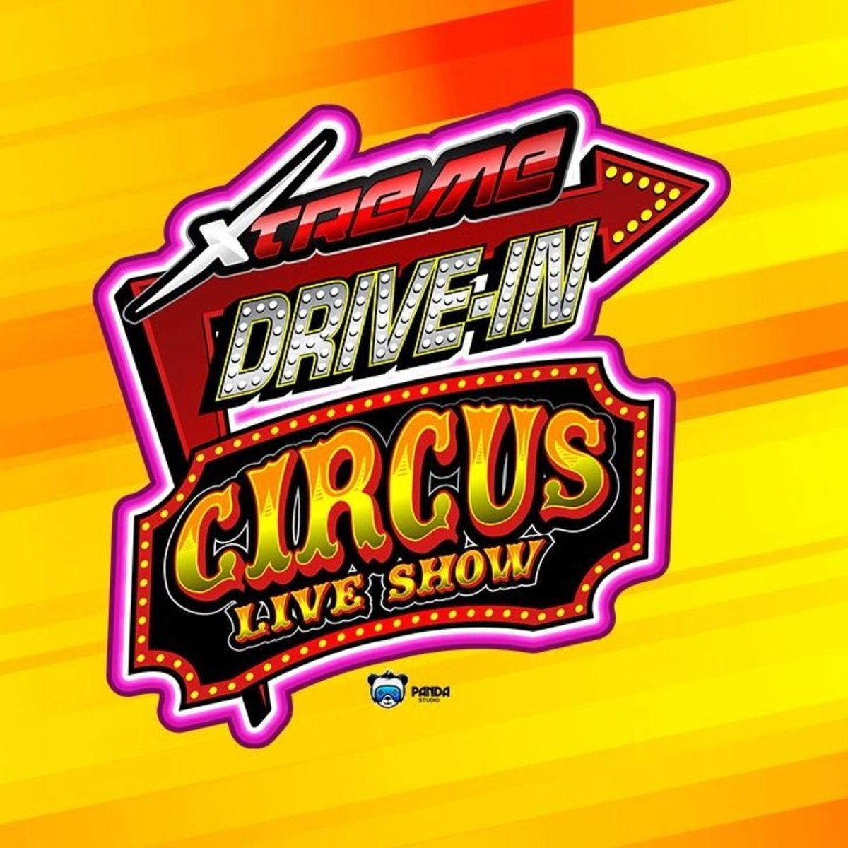 Extreme Drive-in Circus Live Show