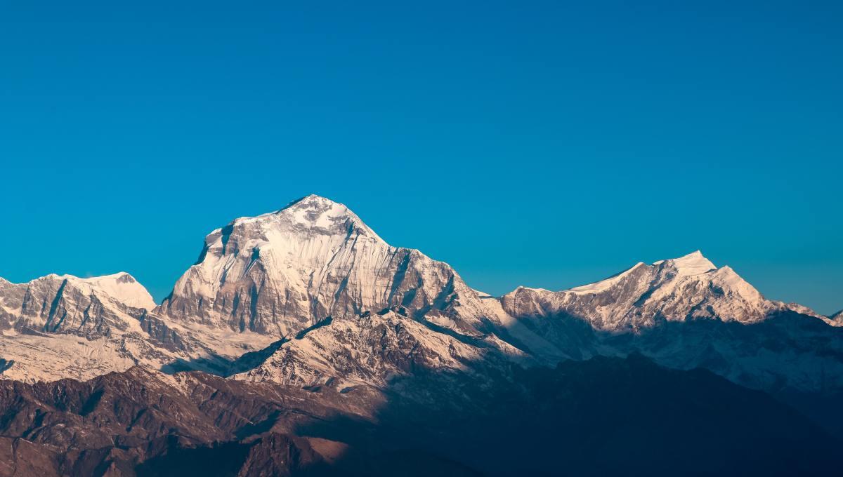 Annapurna Circuit, Muktinath, Nepal