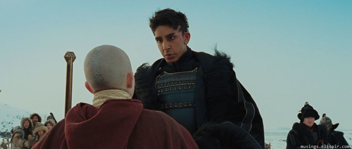 Patel, as one of the few recognisable cast members in the film, squanders the goodwill he earned in 'Slumdog Millionaire' by floundering in this film with the rest of the cast.