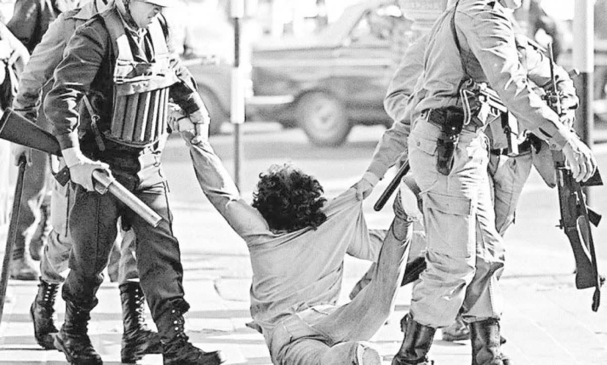 Public display of repression in South America during Operation Condor