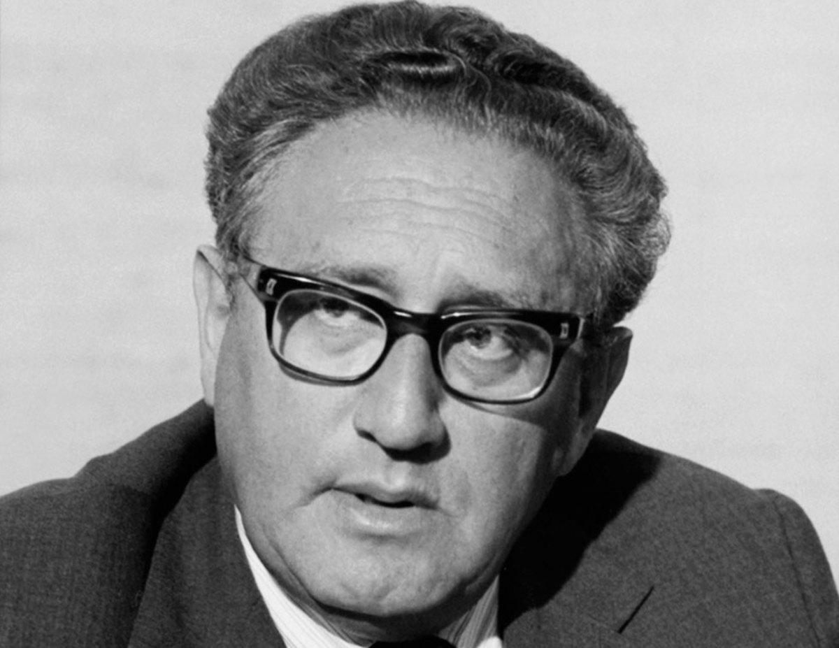Former US Secretary of State, Henry Kissinger