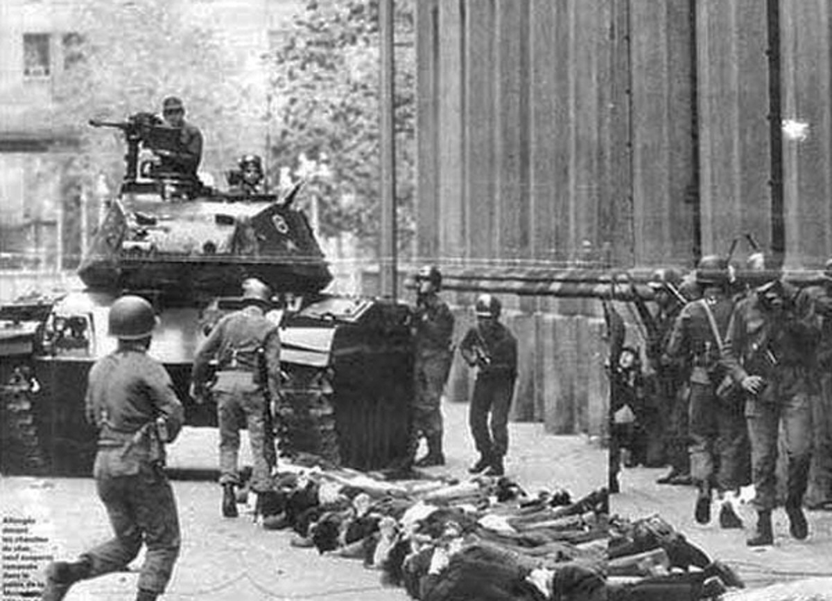 Military dictatorship in Chile under Augusto Pinochet