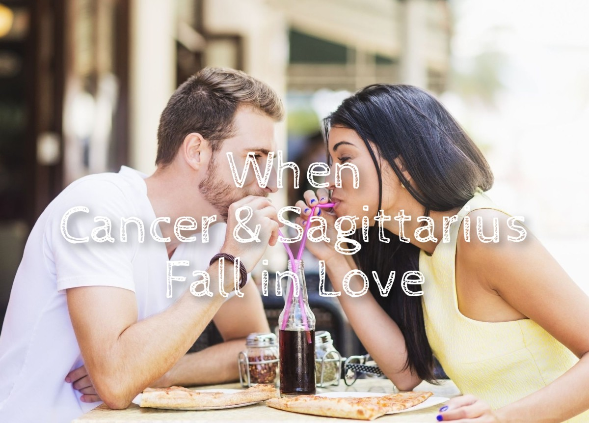 Everything You Need to Know about a Cancer and Sagittarius Relationship