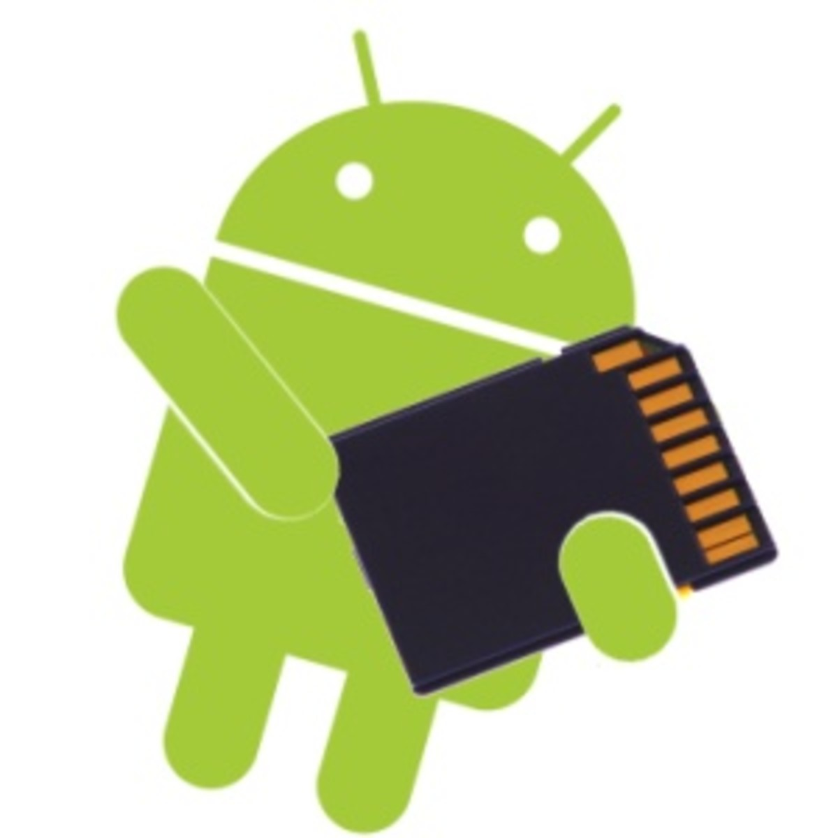 Store Apps to the Memory Card on Android