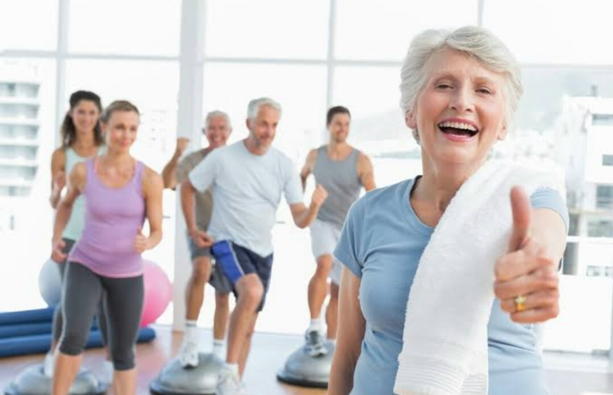 Useful Exercises For The Elderly