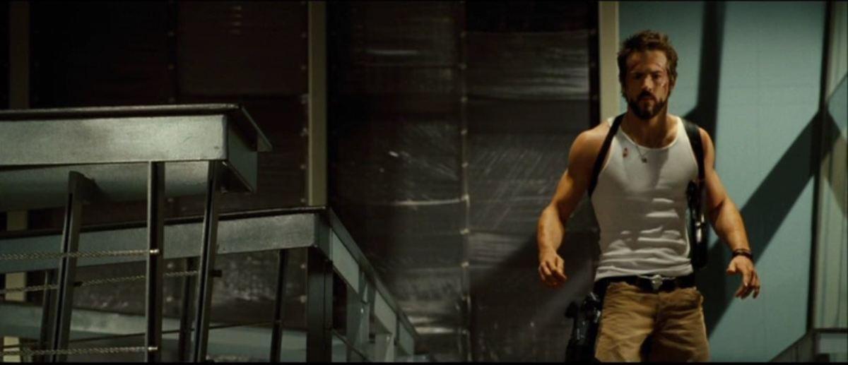 Ryan Reynolds as Hannibal King.