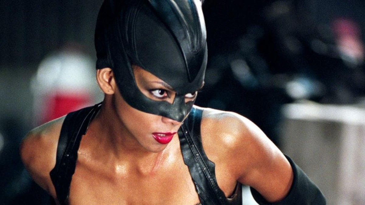 Halle Berry as Patience Phillips/Catwoman.