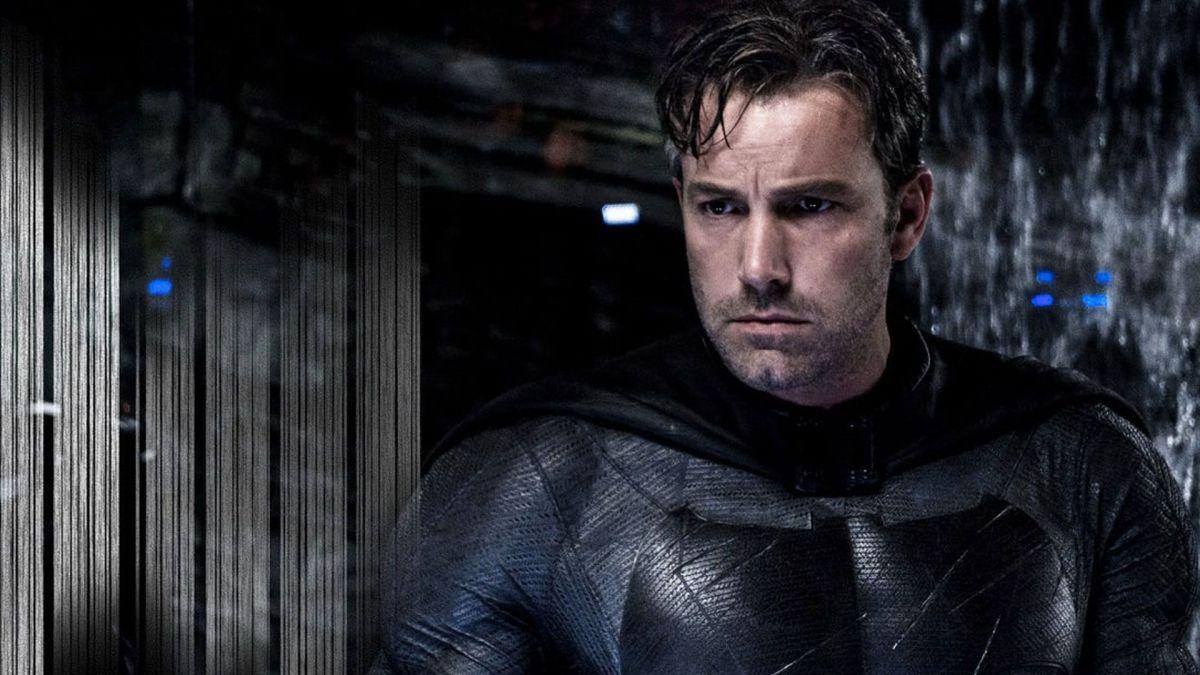 Ben Affleck as Bruce Wayne/Batman.