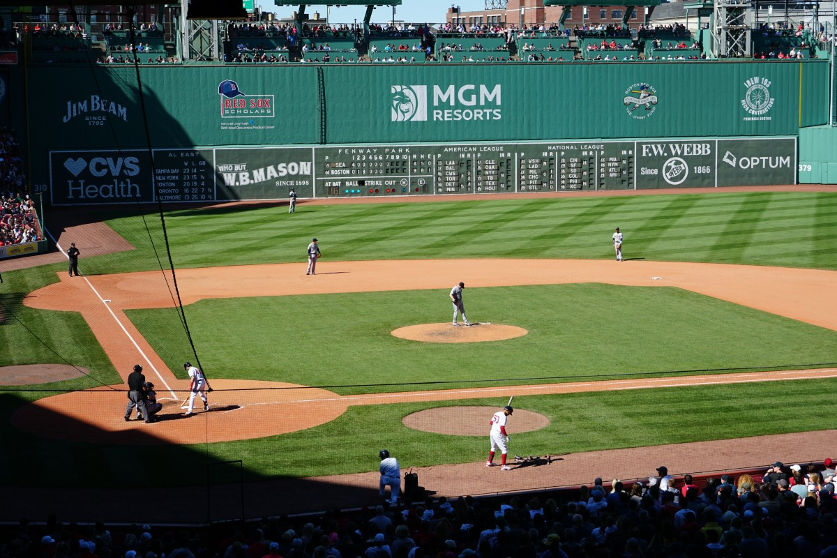 Red Sox 2012 - Going, Going...Gone!