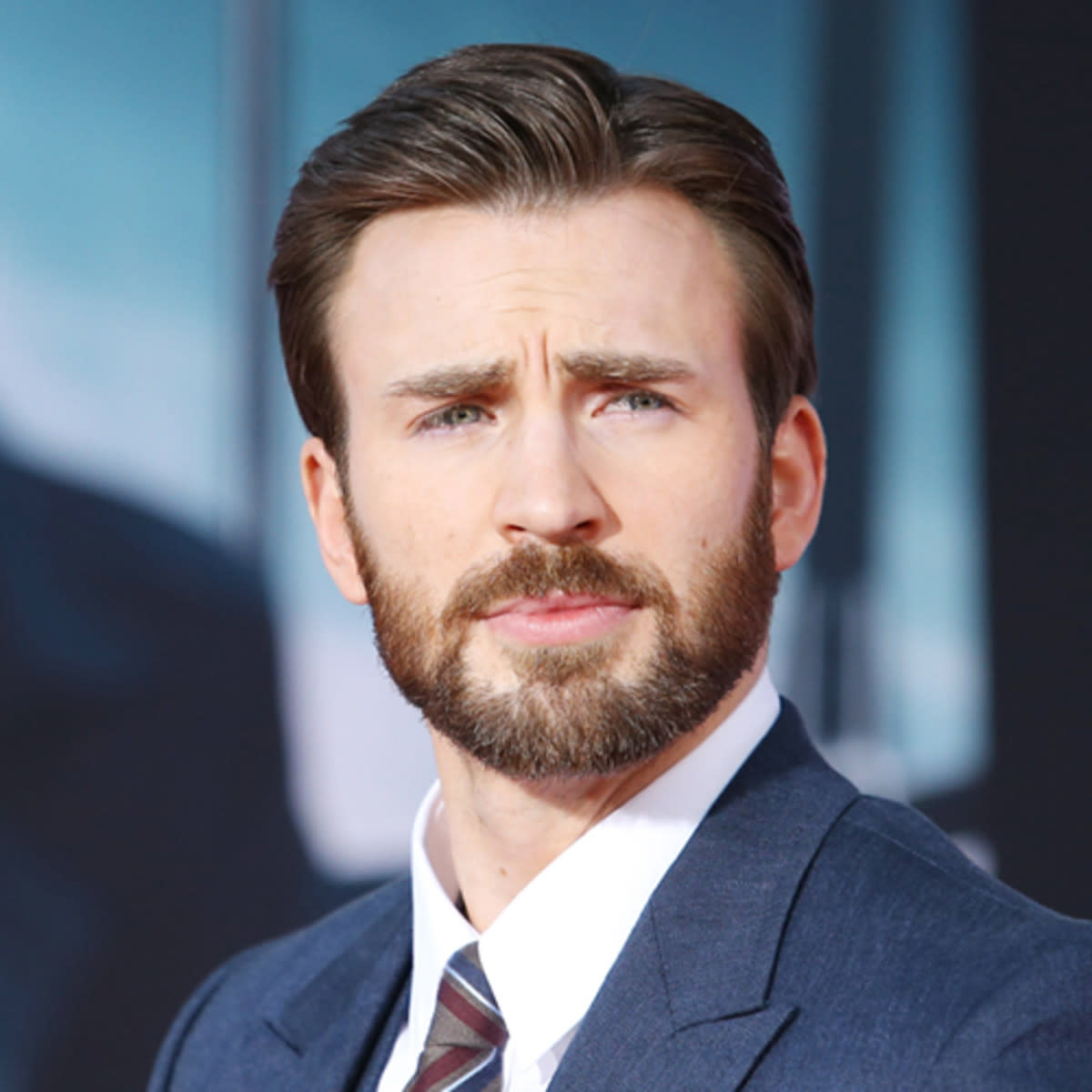 Actor Chris Evans was signed to star as Captain America in the Marvel series in 2010 after an audition on Backstage.