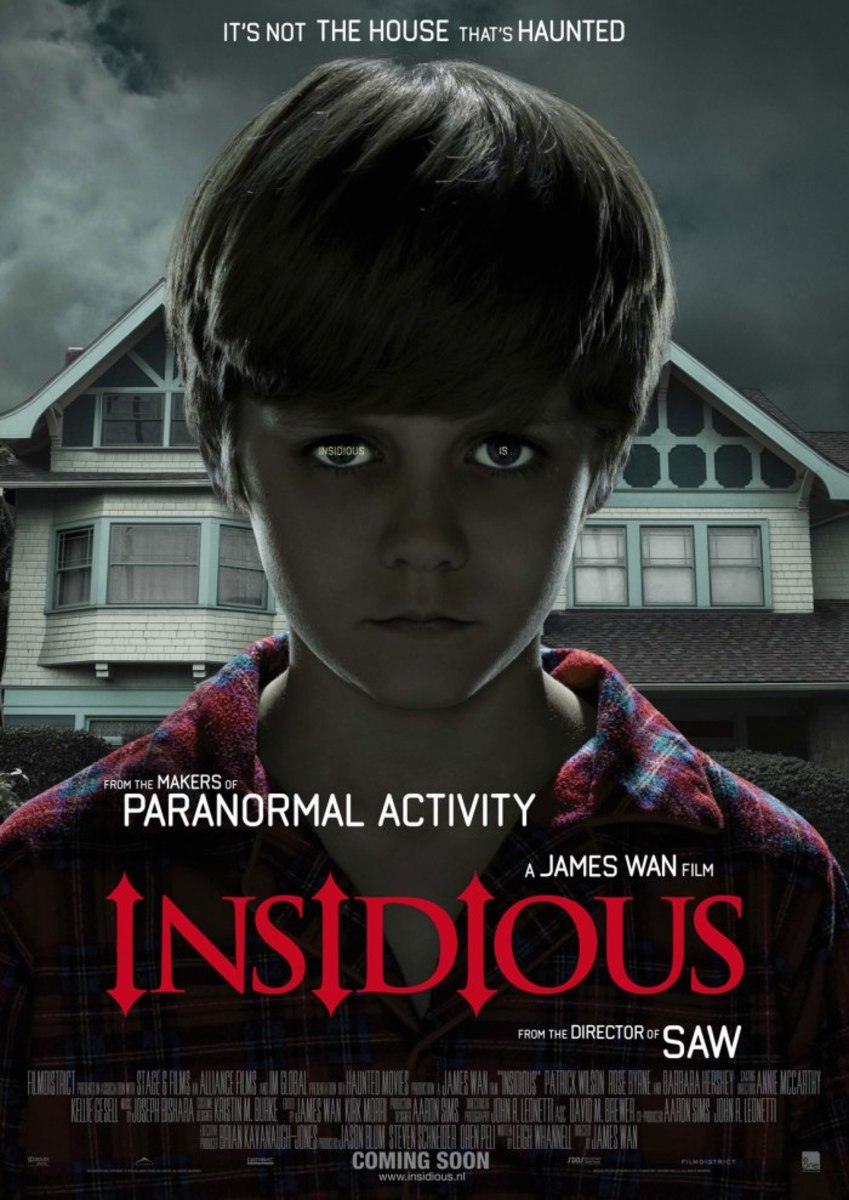The Insidious Franchise And Why Paranormal Horror Isn't Scary
