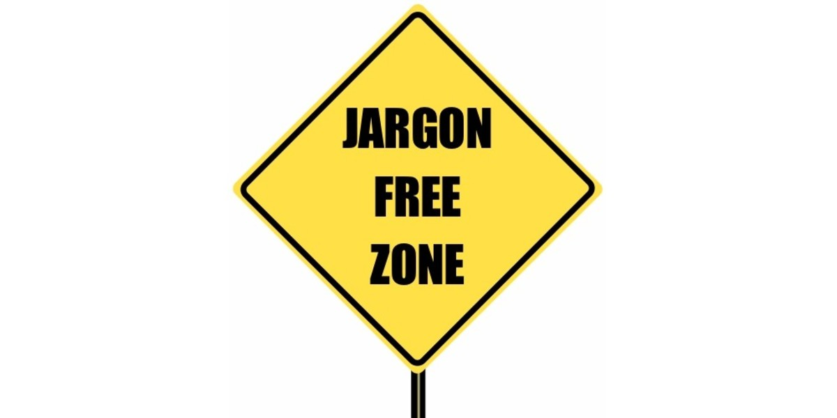Do Not Use Jargon