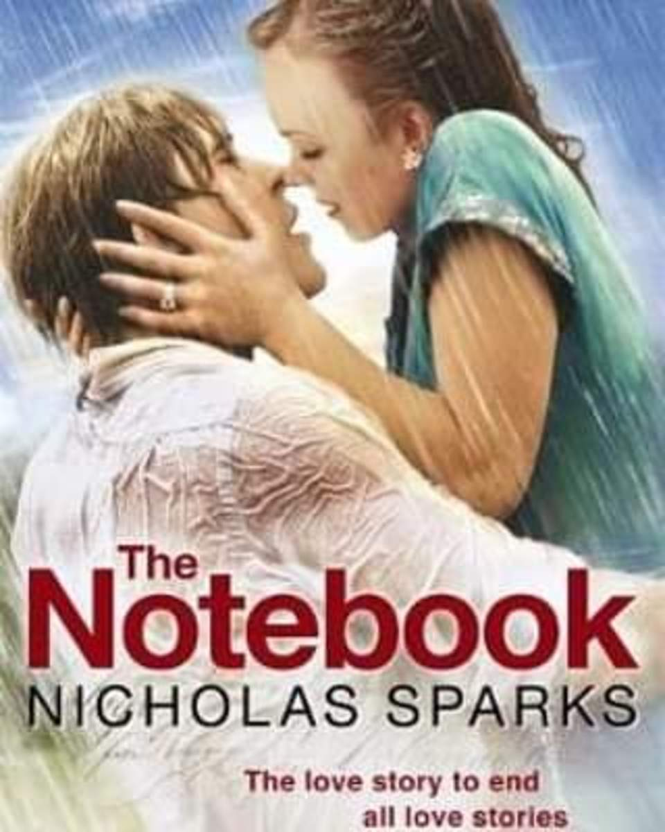 Notebook Nicholas Sparks, Reflections