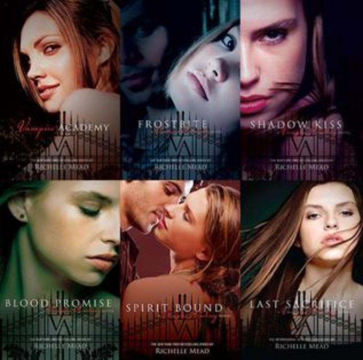 Vampire Academy/Wikipedia