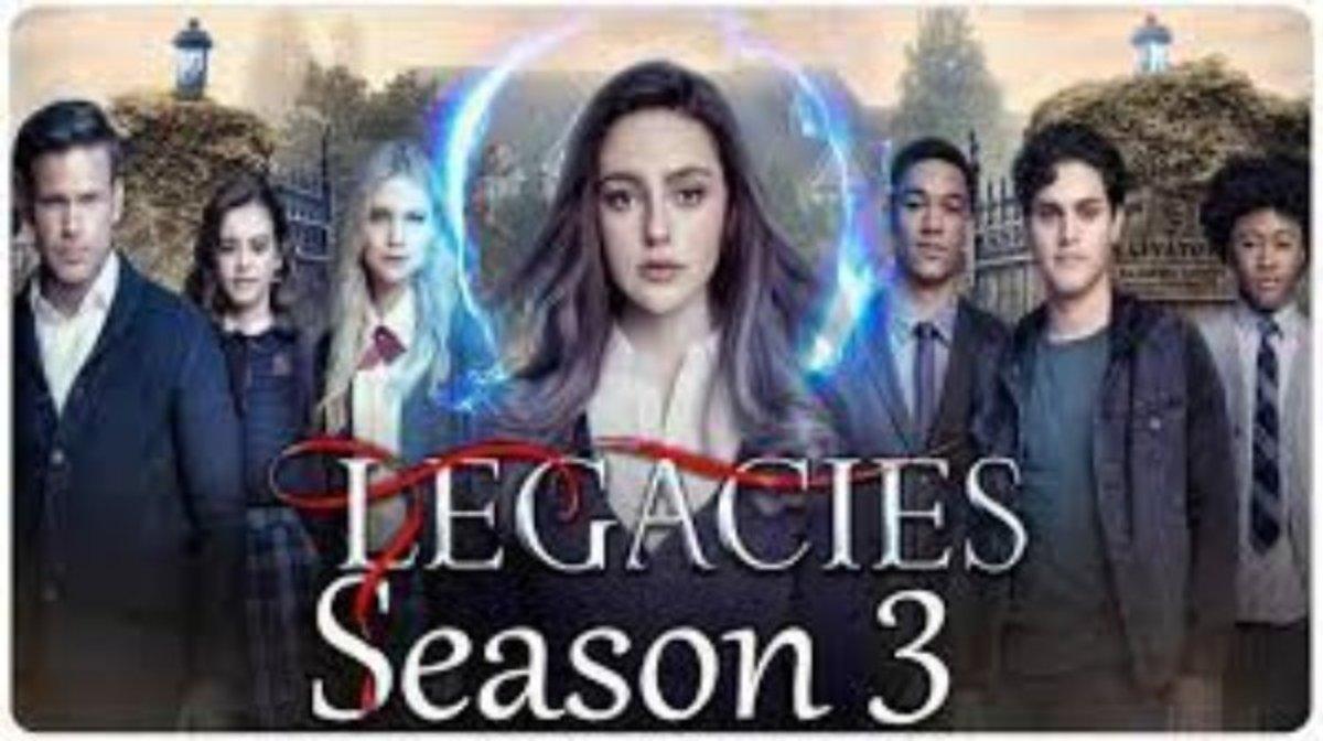 Legacies Season 3/Youtube.com
