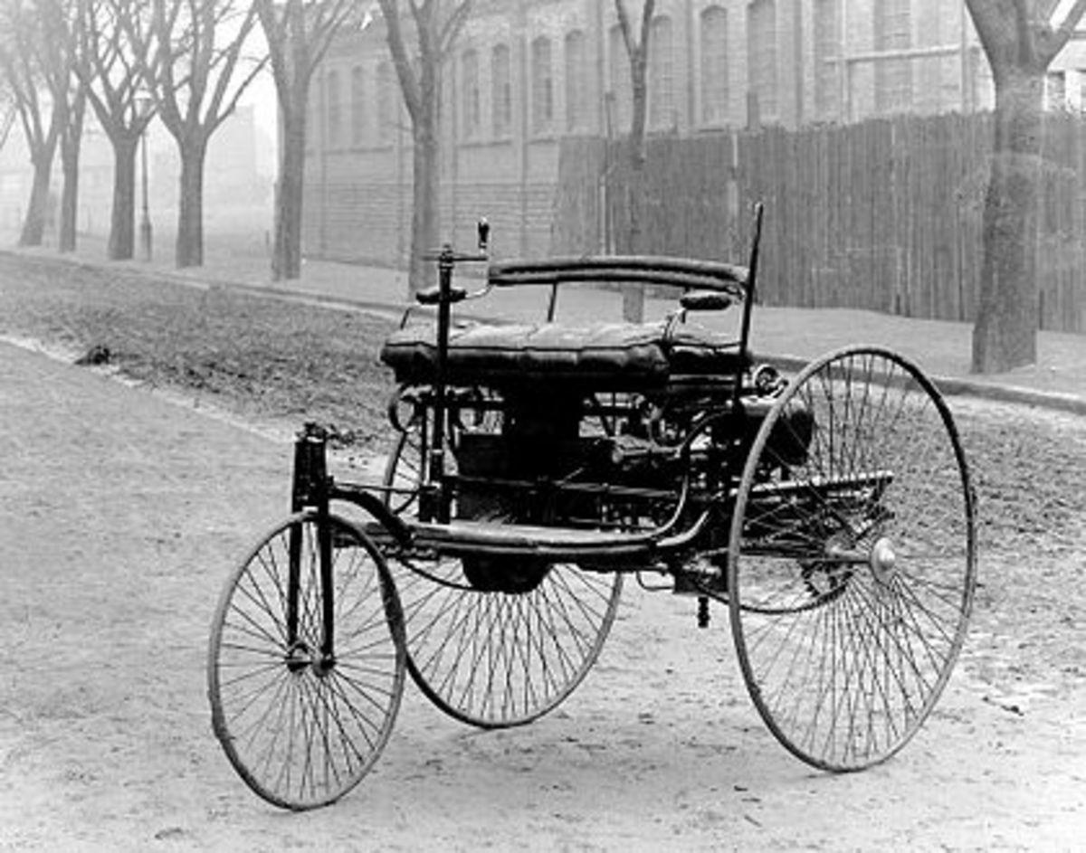 Motorwagen-Model number 1(1886)