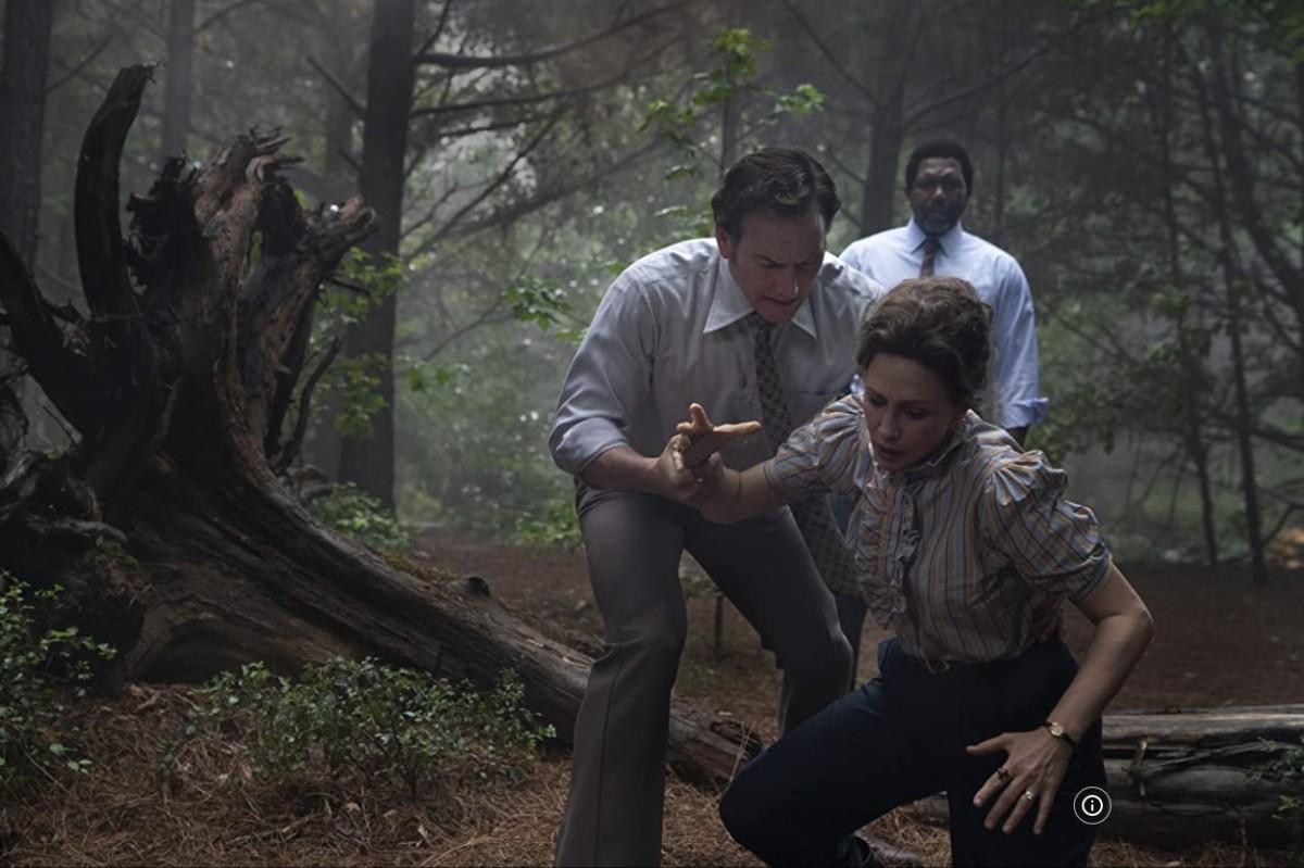 This week on... CSI: Conjured Spirit Investigators.
