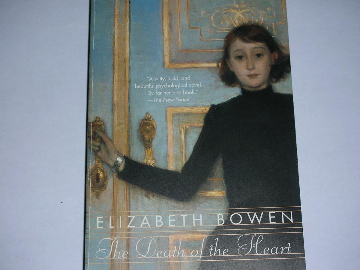 My copy of the novel