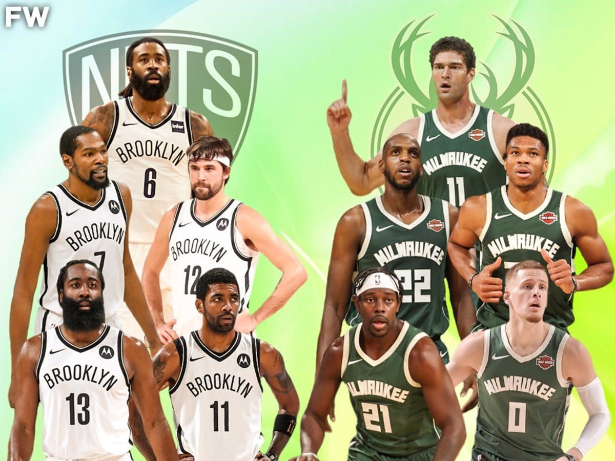 The second seeded Nets will play against the third seeded Bucks in a must watch matchup.